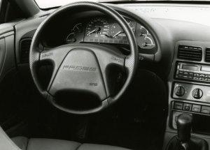 In Dem Von 1993 Bis 1998 Gebauten Ford Namlich Bollern Keine Acht Zylinder Bei Nur Zwei Litern Hubraum Und 115 PS Beginnt Unsere Reise Uber Den