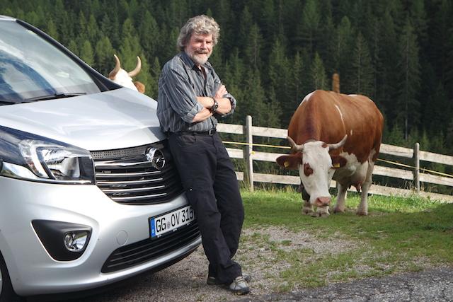 reinhold messner: in guter gesellschaft   benzinjunkies.de